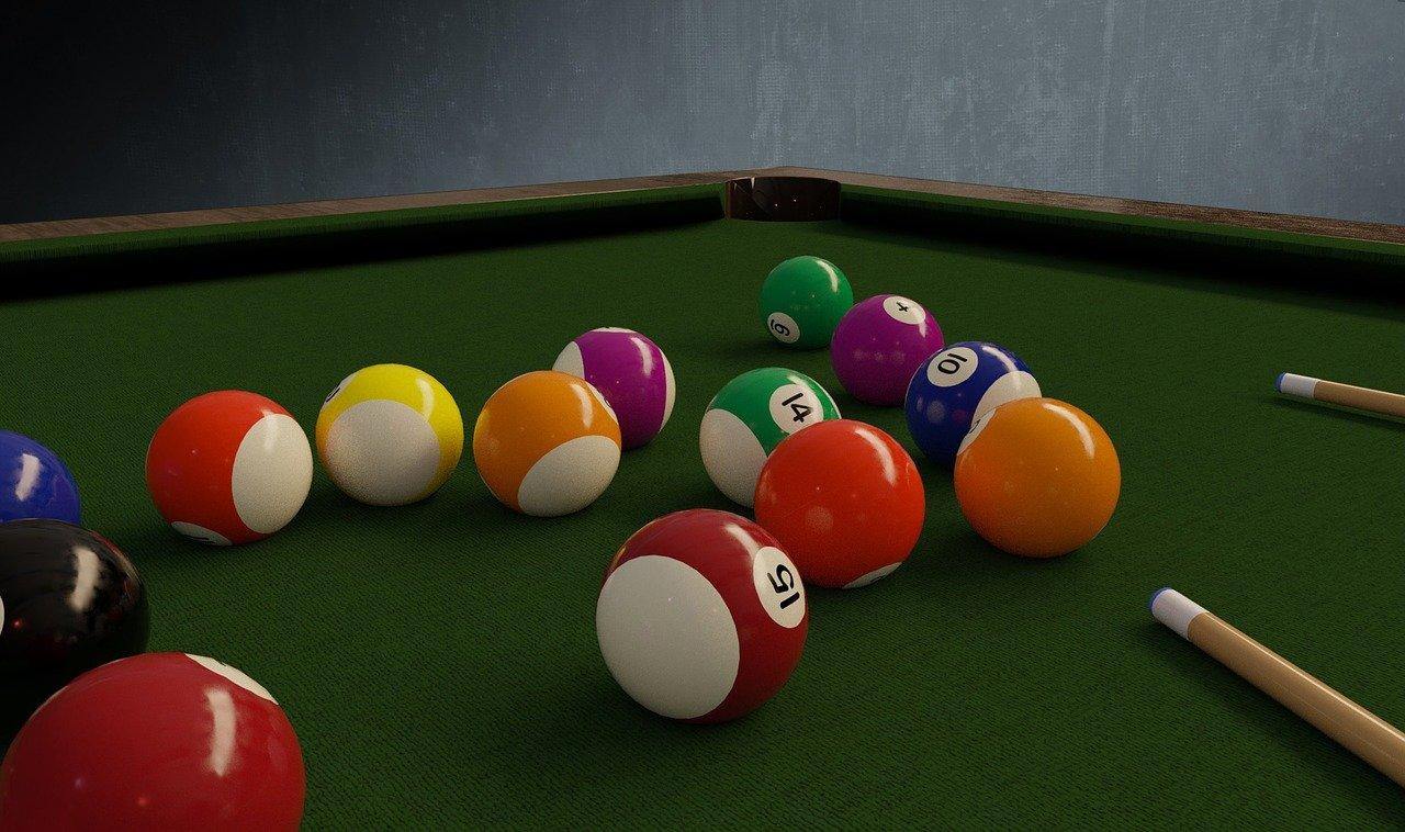 Les meilleures table billard 8 pool