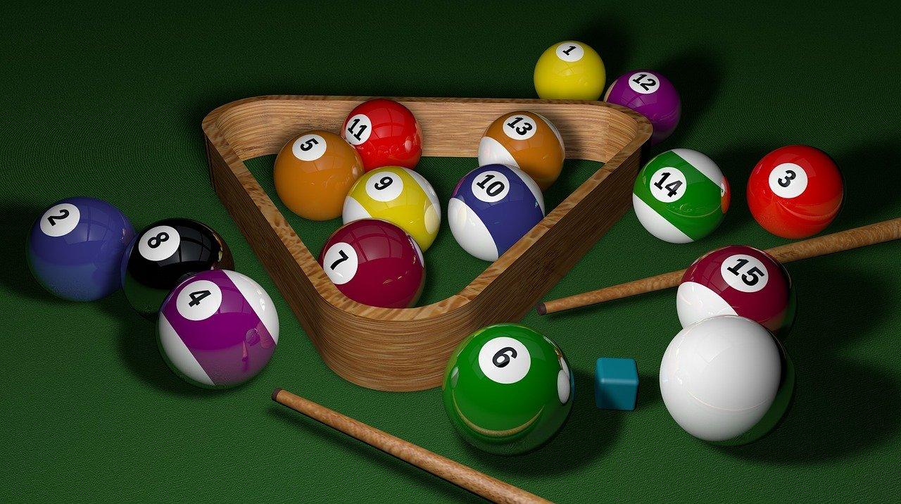 Les meilleures table de billard 8 pool