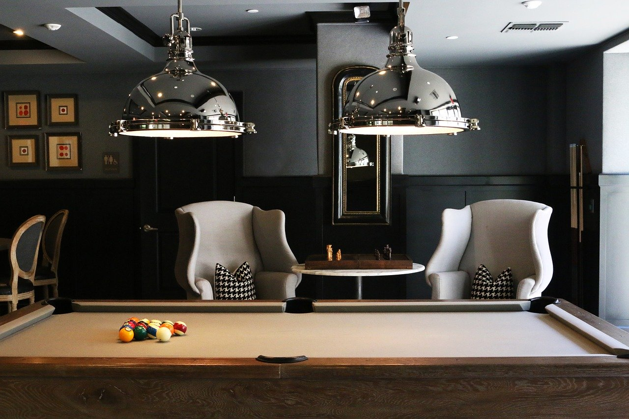 Comparateur table de billard transformable